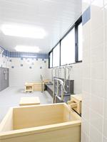 3-5Fひのき浴槽